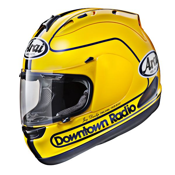 Capacete Arai RX-7 GP Joey Dunlop