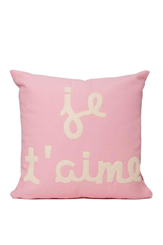 je tu0027aime pillow