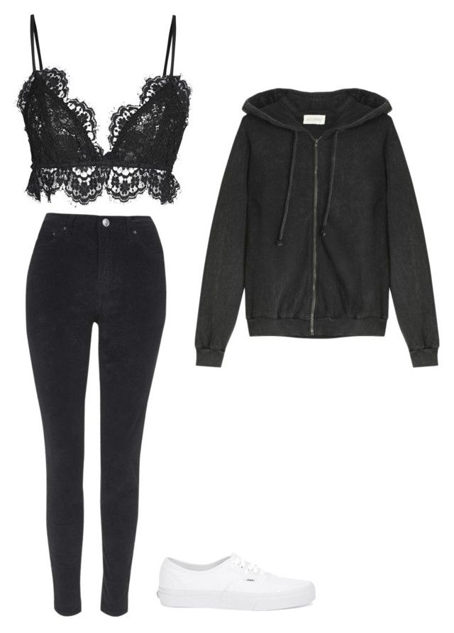 """Ariana Grande 'one last time' inspired outfit"" by moonlightingari ❤ liked on Polyvore featuring Isabel Marant, Topshop, Vans and American Vintage"