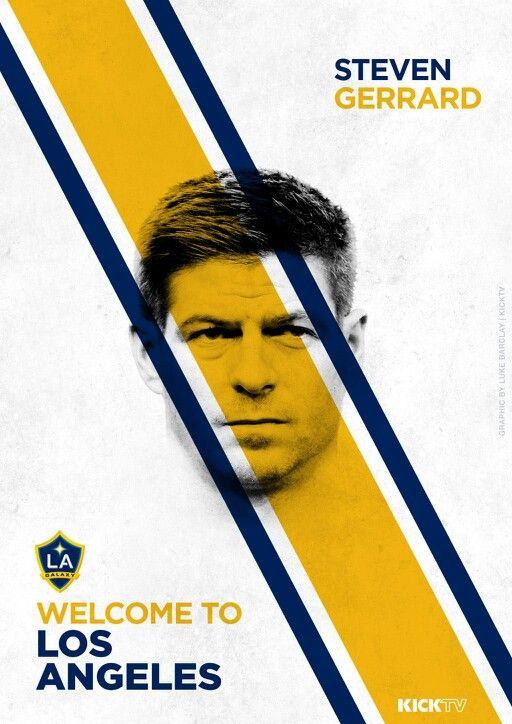 Steven gerrard !! #soccer #MLS