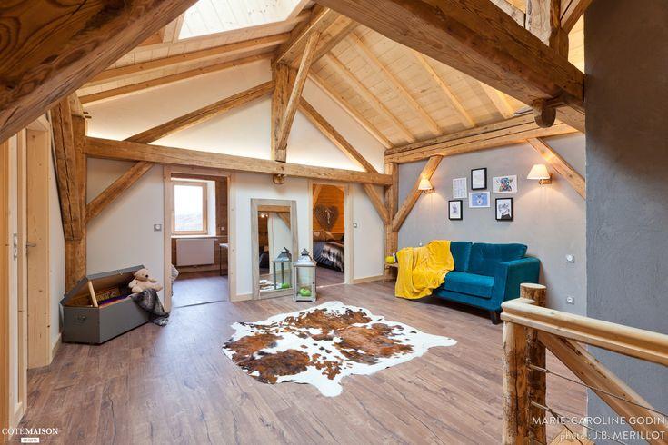 Le Moulin des Scies Neuves, gîte de charme dans le Haut Jura, Marie-Caroline Godin - Côté Maison