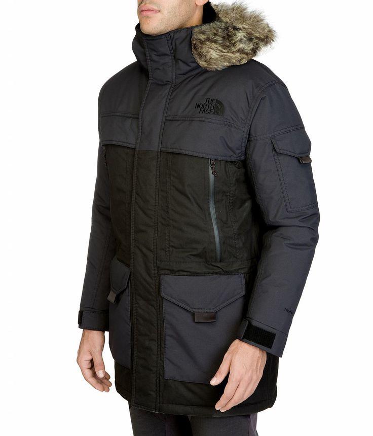 Der robuste und wasserdichte The North Face Herren McMurdo Parka 2 ist…