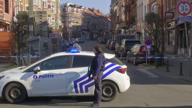 FOX NEWS: Police seal off Brussels streets amid reports of gunman incident 'not terror-related'