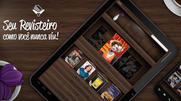 REVISTEIRO - uma banca de revistas 100% free - Esquenta | Esquenta