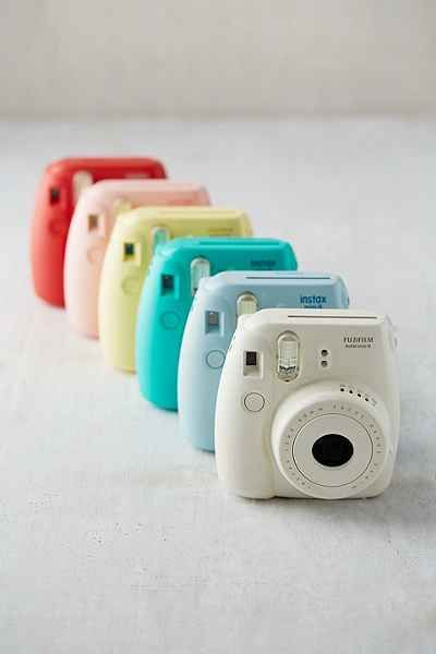 One in every color please! :: Fujifilm Instax Mini 8 Instant Camera