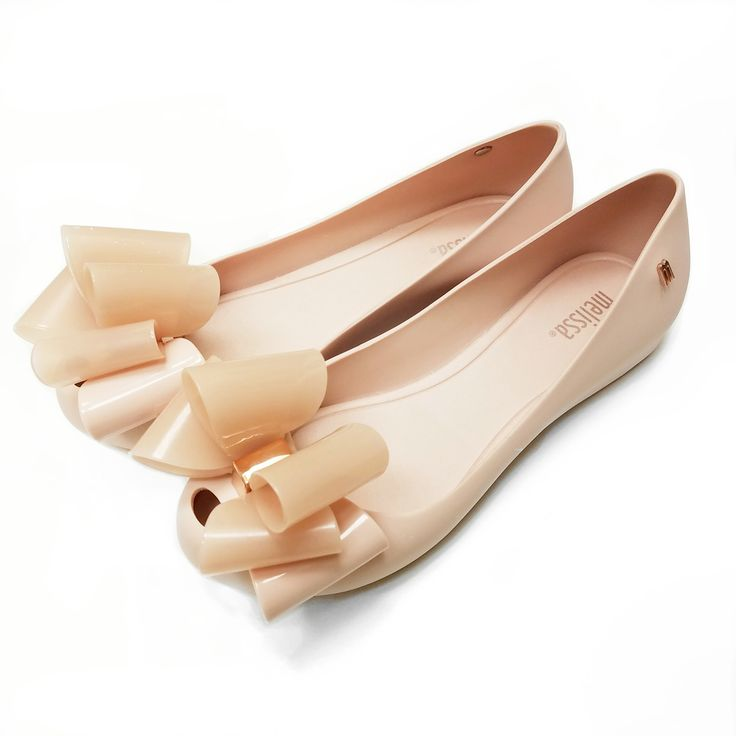 Here's to chasing your dreams in the cutest pair of shoes you own! Love these Melissa Shoes!
