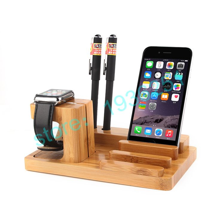 Universal Multi-Function Natural Bamboo Wooden Charging Dock Cradle Stand Charge Station Holders For iPhone For Pad For i Watch //Price: $40.00 & FREE Shipping //     #hashtag4