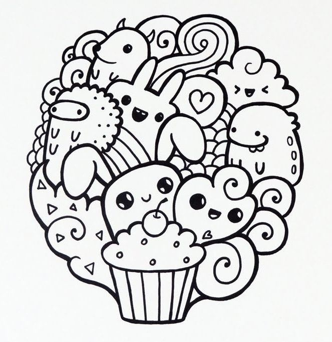 70 best Раскраски images on Pinterest   Colouring pages, Coloring ...