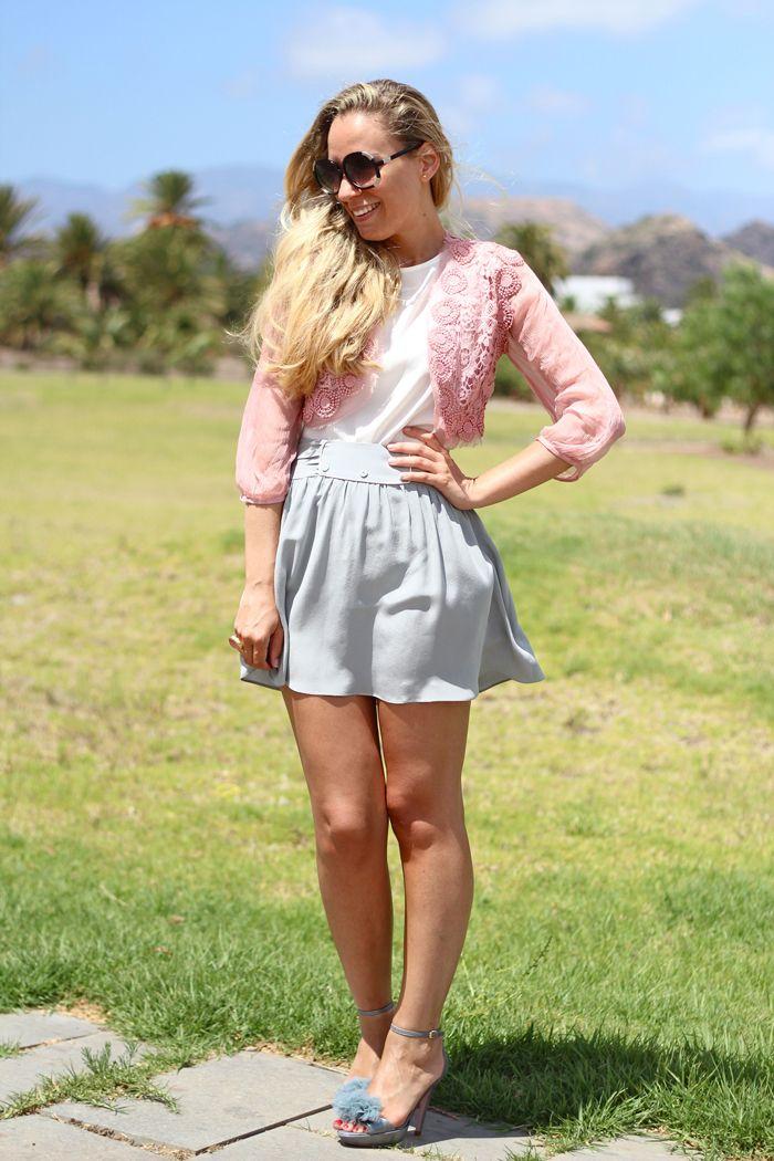 春夏に着たいピンクのボレロ♡位っきりガーリーで可愛らしい印象に♡トレンドのボレロモテコーデ一覧♡人気・おすすめ☆