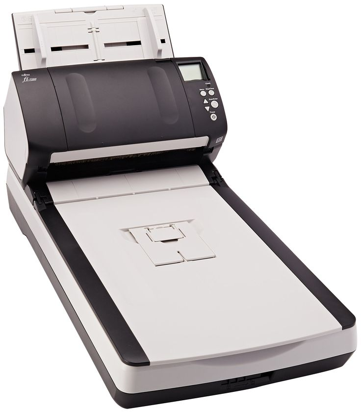 Fujitsu PA03670-B505 Document Scanner. 80 ppm/160 imp in color, grayscale, and monochrome at 200/300 dpi. 80-Page automatic document feeder (ADF). Dual color charge coupled device (ccd) Image sensor.