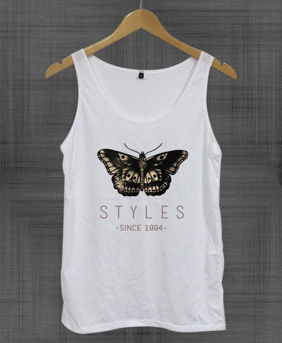 Harry Styles Tattoo butterfly one direction di rightherewaiting
