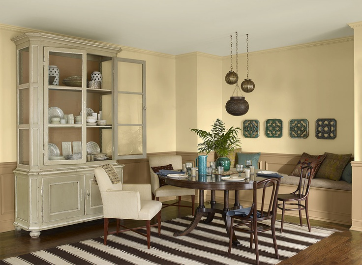11 Best Images About Dining Room Colors On Pinterest