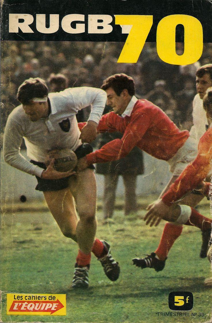 Les Cahiers de l'Équipe - Rugby 70