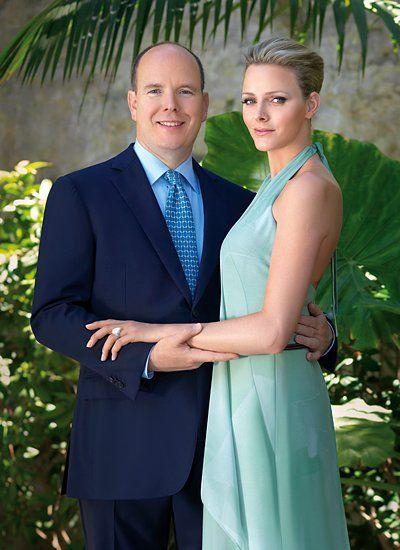 23. Juni 2010: Prinz Albert hat seiner langjährigen Partnerin Charlene Wittstock einen Heiratsantrag gemacht.