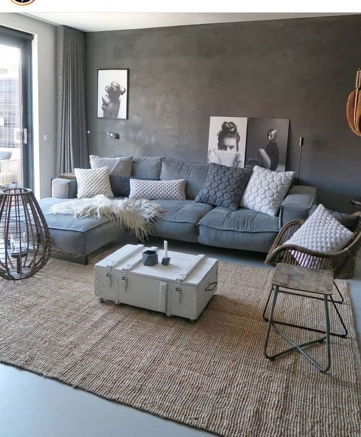 ️ 96 Comfy Gray Carpet Living Room Ideas And Look ...