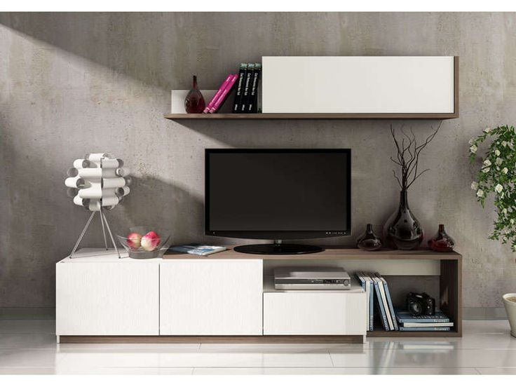 trendy meuble tv cm finition mlamin with meuble kitchenette conforama. Black Bedroom Furniture Sets. Home Design Ideas