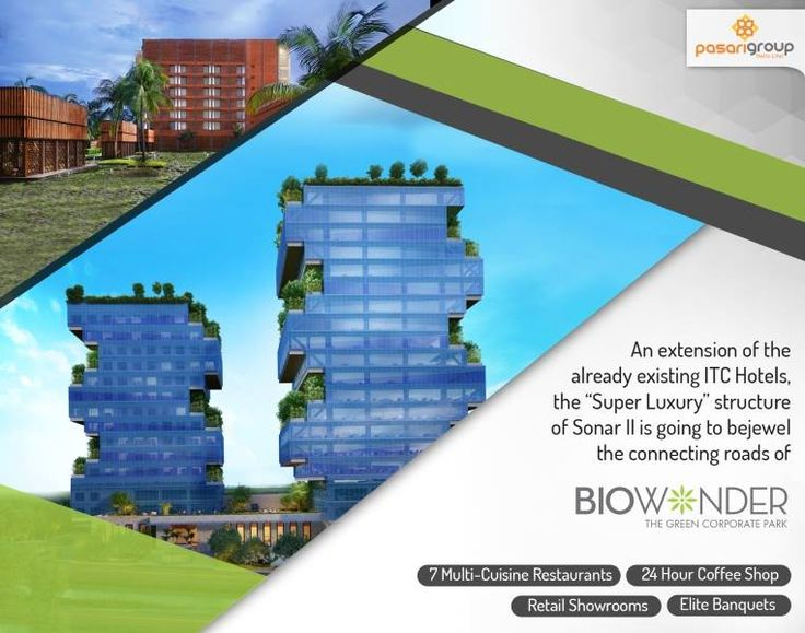 A symbol to the imperial history of Kolkata, the upcoming extension of ITC Hotel near Biowonder is going to redefine hospitality with restaurants, banquet halls and much more.  Source: http://www.skyscrapercity.com/showthread.php?t=1786811  #Biowonder #Hospitality #Restaurants #BanquetHalls #CommercialSpace #Biophilic #CorporatePark #Kolkata