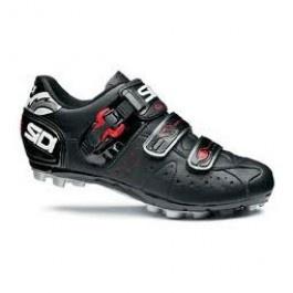 Zapatillas Sidi MTB Dominator 5 negro. Clásica zapatilla de mountain bike, la Dominator 5 es utilizada por muchos profesionales ya que ofrece toda la calidad y el confort de Sidi. En #deporvillage por 154,00 € IVA incl. Te ahorras: 26,50 € = 15%