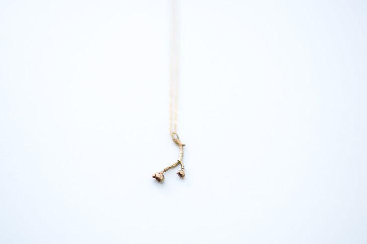 Small Sedum Succulent Necklace