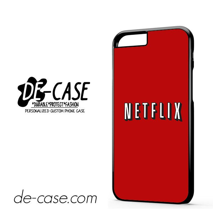 Netflix DEAL-7635 Apple Phonecase Cover For Iphone 6 / 6S