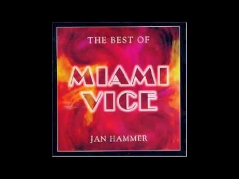 The best of Miami Vice Jan Hammer soundtrack - YouTube