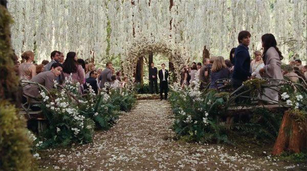 Wedding Ideas Blog Twilight Wedding Breaking Dawn Wedding Bella And Edward Wedding