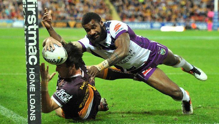 NRL Round 17 Brisbane Broncos v Melbourne Storm | photos - Tasmania Examiner