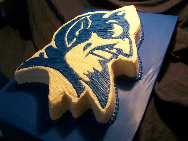 duke blue devils cake - Google Search