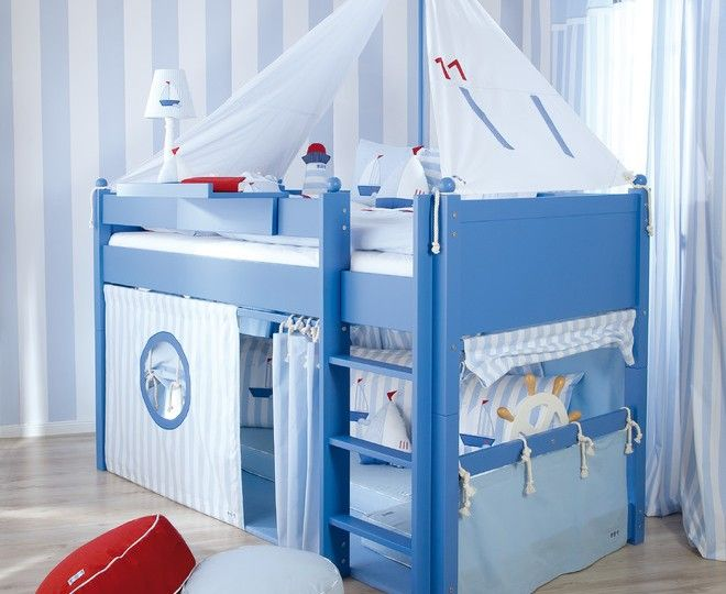 Bedroom:Cool Baby Boy Nursery Themes Mode London Beach Style Kids Remodeling With Bunk Bed Coastal Coastal Bedding Cool Bed Cool Boy Bedroom Idea For Baby Ideas Rustic Modern Bed with Headboard