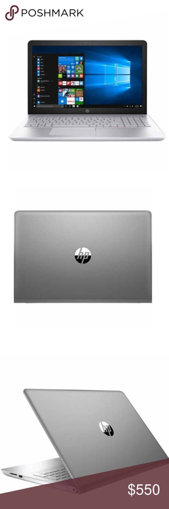 Hp pavilion 2 in 1 touch screen laptop Hp pavilion laptop 15.6 - 2 in 1 touch screen intel core i3 8gb memory 1tb hard drive.  In excellent new condition, nothing is stored in the memory, rarely used.  One year old. hp laptop Other