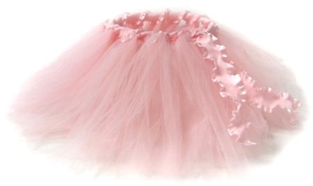 How To Make Tutu For Your Little Dancer-- No Sew : Hip Girl Boutique - , Ribbons, Hair Bows, Hair Clips, Hairbow Hardware, Free Hairbow Instructions