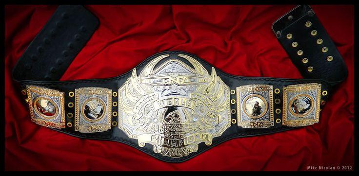 TNA World Heavyweight Championship (Version 1, 2007-2010)