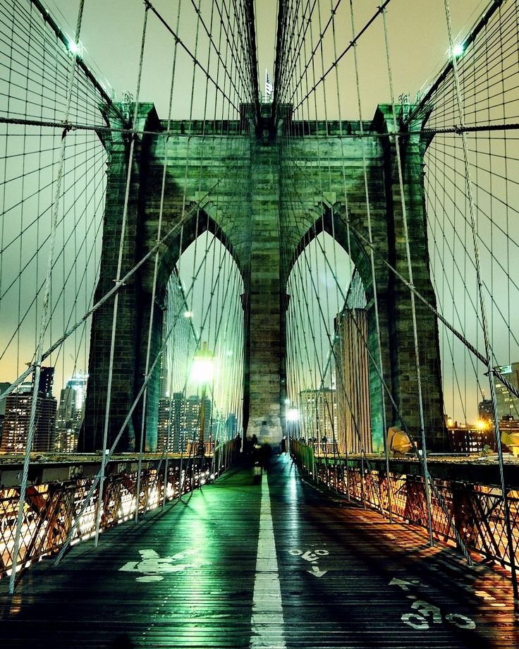 Brooklyn bridge, NYC║USA