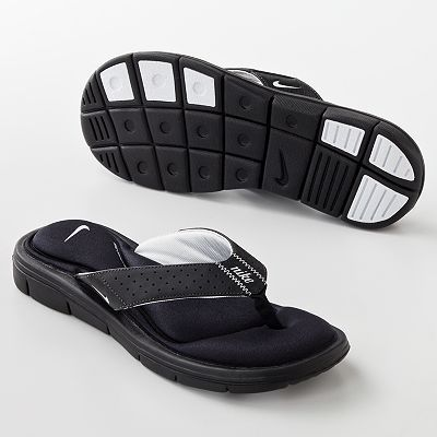 Nike Comfort Flip-Flops they don't look like much but boy are these comfortable!