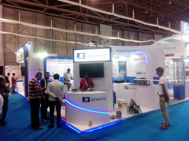 Fountainhead At Aero India Bangalore For Seonics