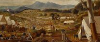 State Library. Eureka-the rush for gold. explore the collection from the State Library of NSW.