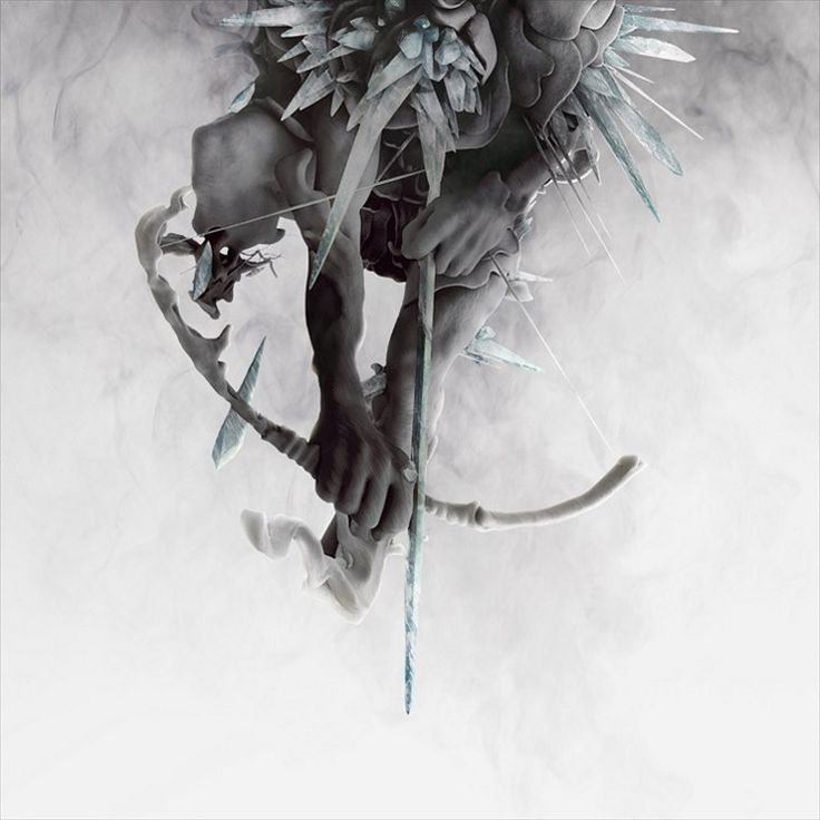 Linkin Park - The Hunting Party on 2LP w/ D-Side Etching