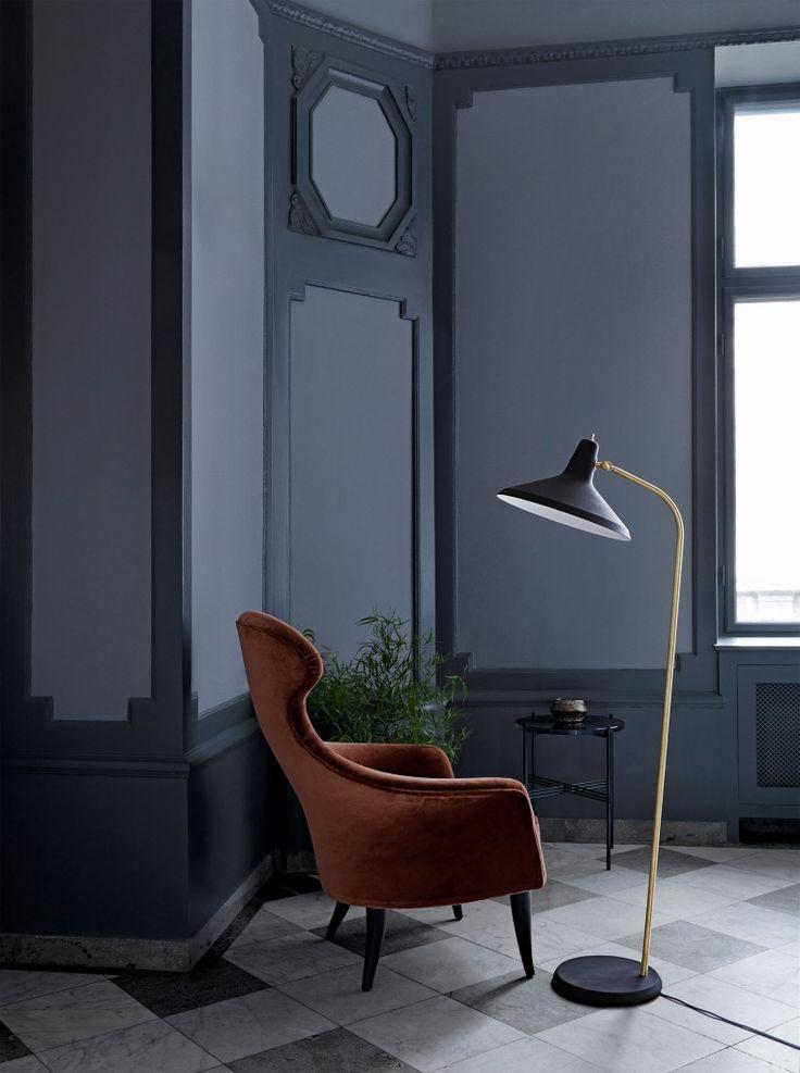 G10 Floor Lamp - Studio Kvänum Oslo AS