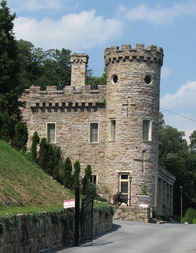 Berkeley Castle ~ Berkeley Springs, West Virginia