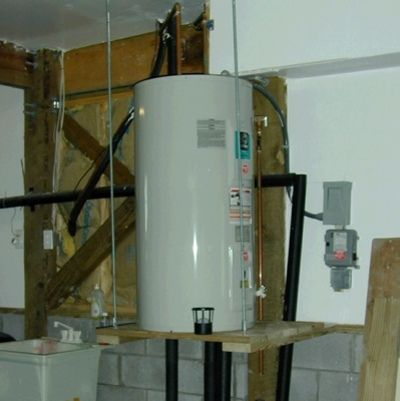 What would you do if your hot water system broke down today?