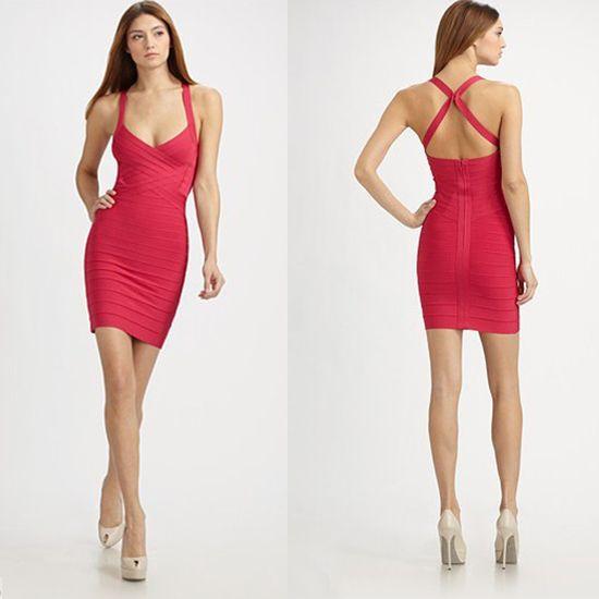 Эрве Леже весенний вечер тост новую звезду того же пункта ночного клуба тонкий сексуальный повязку платье короткое пункте - Taobao