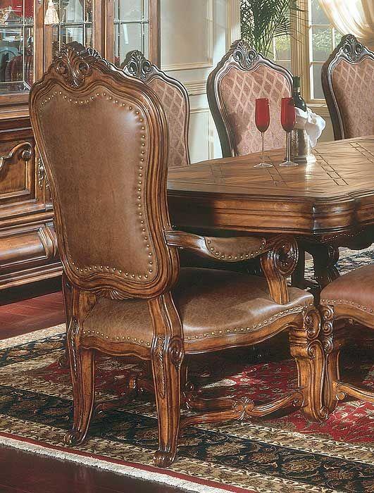 Tuscano Dining Set By Aico   Aico Dining Room Furniture