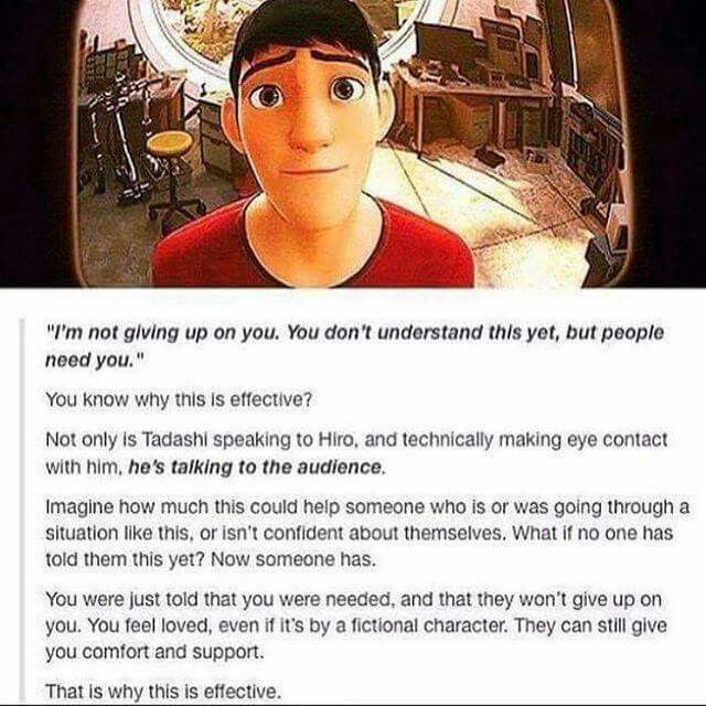 This is why fictional characters are awesome