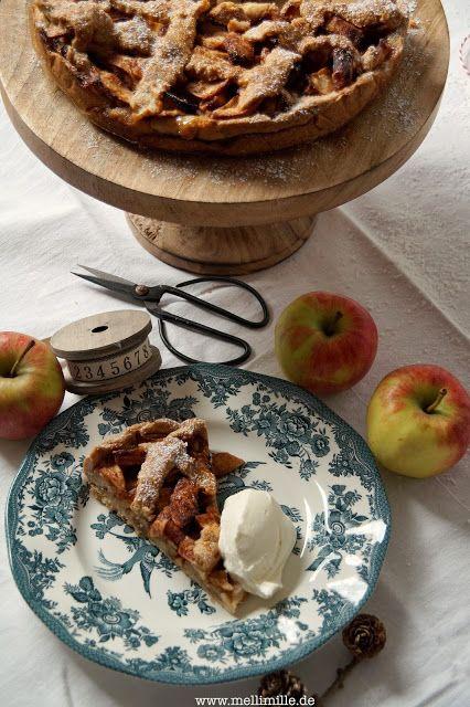 Holländischer Apfelkuchen / Apple Pie