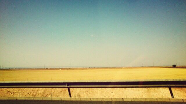 Tierra llana. La Mancha.