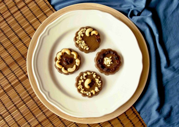 Watalappan - kokosový pudink s kešu a rozinkami // Ochutnejte svět - blog mezinárodní kuchyně