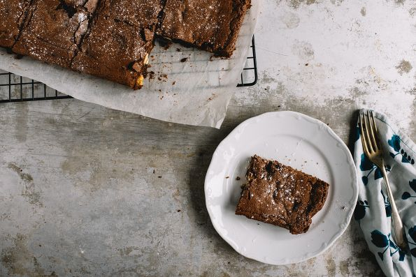 best brownies //  sofia plana food photographer