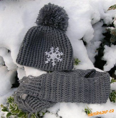 Jednoduchý zimní kulíšek