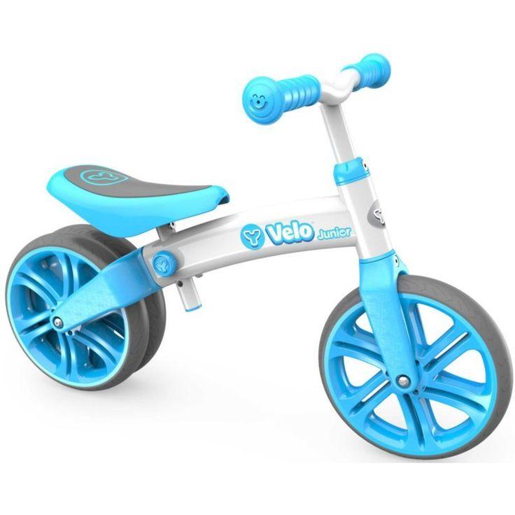 Yvolution Y Velo Junior Balance Bike, Blue