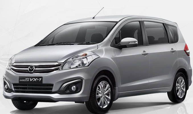 Harga Mazda VX-1 Bandung. Spesifikasi, Fitur, Kredit Mazda VX1. Sales:081221930772